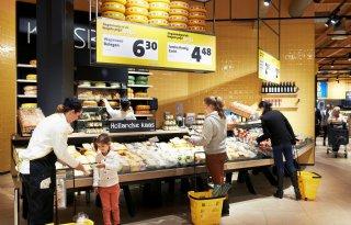 Verkoop+voedingsmiddelen+trekt+aan
