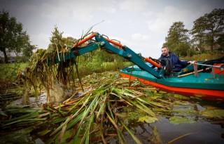 Waterschap Drents Overijsselse Delta start maaiseizoen