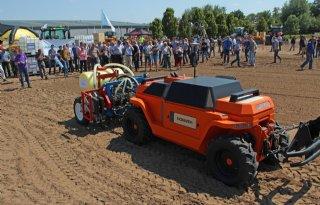 Veldrobot+maakt+landbouw+milieuvriendelijker