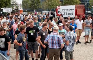 Terugblik op actiedag Brabantse veehouderijplannen