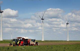 IJsselmeerpolders bleken goud voor de land- en tuinbouw