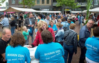 Boerinnen+Hardenberg+brengen+boerenverhaal+naar+omgeving