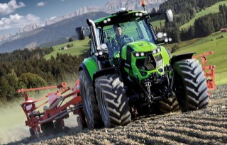 Deutz-Fahr breidt 6-serie uit met drie modellen