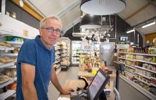 Jan Overesch runt succesvolle boerderijwinkel