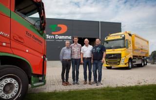 Ten Damme neemt houtvezelbedrijf All-Round over