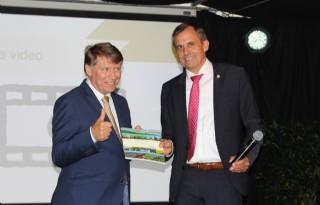 Nico van Ruiten neemt afscheid van LTO Glaskracht
