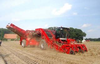 Grimme pakt flink uit op Agritechnica