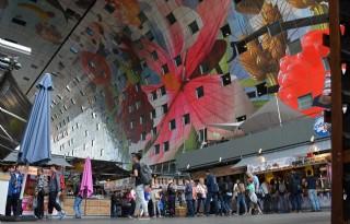 Smaakonderzoek+in+Markthal+van+Rotterdam