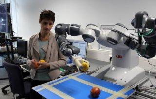 Robots+inspecteren+kwaliteit+op+Fruit+Logistica