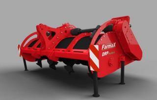 Aangepaste aandrijving voor FarmaX-spitmachine
