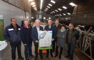 Boeren tekenen voor aanwas weidevogels IJsseldelta