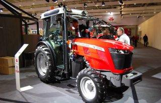 Agrarische machinemarkt heeft piek bereikt