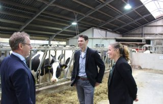 'Trots en waardering voor melkveehouderij'
