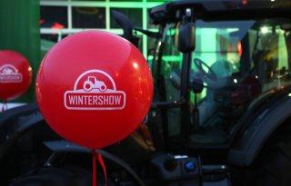 Machines Agritechnica op Wintershow Mechan Groep
