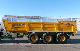 Joskin+Trans%2DSpace+9200+kieper+met+lager+zijschot