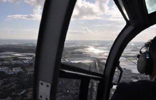 Interpolis brengt schade in beeld met luchtfoto's