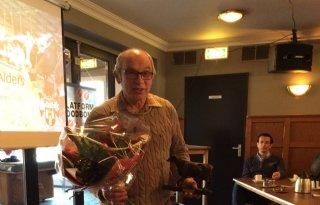 Oeuvreprijs Roodbont voor Stef Goossens