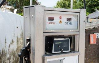 Biodiesel+tast+opslagtanks+aan