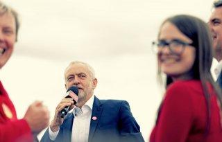 Labour-leider Corbyn wil vrijhandel met Europese Unie