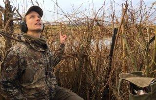 Jager brengt ganzenvlees via WhatsApp aan de man