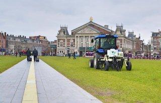 Precisielandbouw in hart van Amsterdam