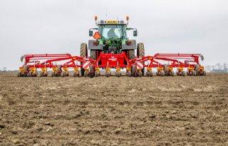 Areaal suikerbieten daalt naar 80.000 hectare