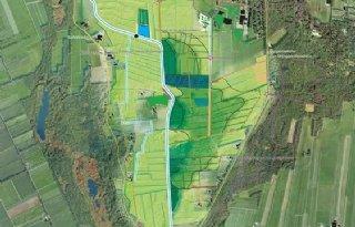 Boeren IJhorst vrezen wateroverlast door peilverhoging