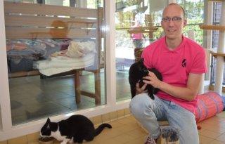 Drents+Dierentehuis+helpt+boer+met+kattenprobleem