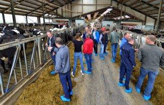 Boeren+snuffelen+aan+emissiearme+vloeren