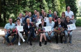 Agroscoopbokaal+voor+acht+duurzame+ondernemers