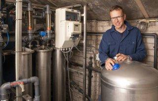 Utrechtse melkveehouder bespaart op energie