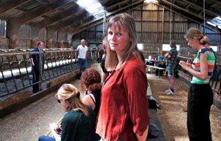 Maalkop: voorstelling over stilte van boerendrama