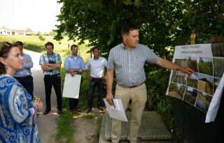Minister bezoekt boeren Meerssen na wateroverlast