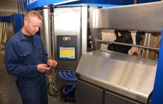DeLaval-melkrobot beleeft première in Bantega