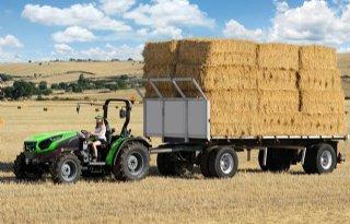 Deutz-Fahr 5G TB-serie vervangt Agrofarm TB