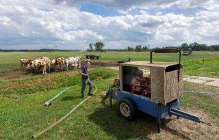 Boeren mogen weer beregenen in Paardeweide-Veendijk