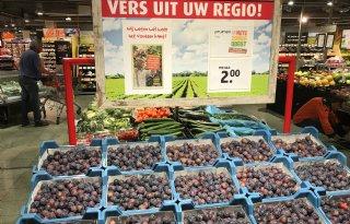 Kleiner fruit toch in de supermarkt