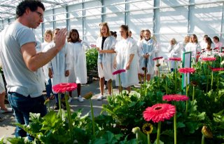 'Jongeren moeten tuinbouw leren kennen'
