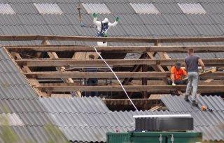 Definitief eind aan subsidie voor ruimen asbestdak