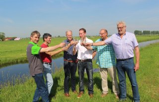 'Proefpolder Kringlooplandbouw' uitdaging voor boer