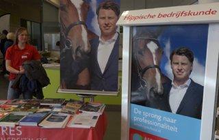 TV: Grote belangstelling voor Aeres Hogeschool