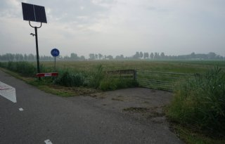 Melkveehouder+eigenaar+natuurgebied+Achterdijk