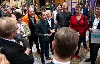 Haagse+start+voor+actie+tegen+Wet+arbeidsmarkt