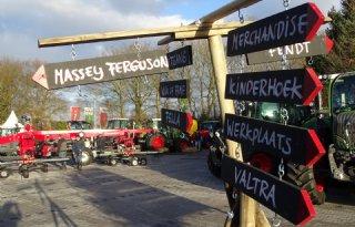 Tractor of the Year op wintershow Mechan Groep