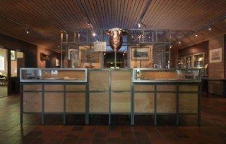 Veeteelt+Museum+Beers+leeggehaald
