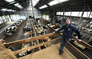 Melkveehouder uit Rutten schakelt in een jaar om