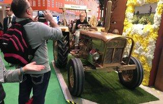 Boeren+reiken+Gouden+Trekker+Award+uit