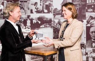 Uitdaging voor eerste vrouw aan roer Albert Heijn