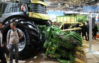 Sima brengt landbouwtechniek in volle breedte
