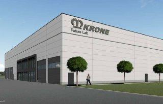 Machinefabrikant Krone bouwt Future Lab